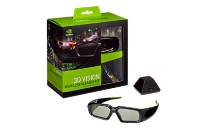 NVIDIA 3D Vision Kit