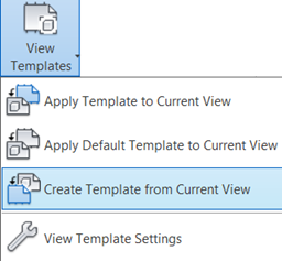 Revit View Template Navisworks