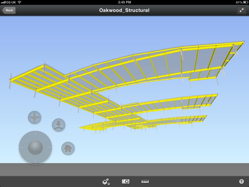 BIM 360 Glue mobile app - Isolate objects