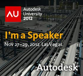 Lee Mullin Death Star Autodesk Star Wars AU2012 Autodesk University