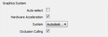 navisworks autodesk graphics system