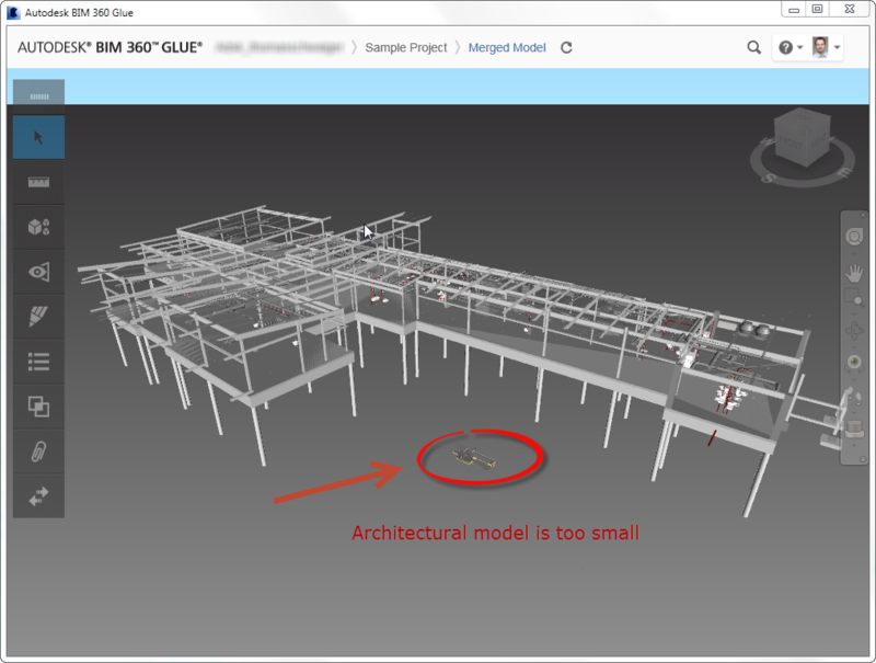 BIM 360 Glue units issue Autodesk