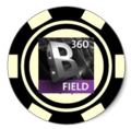 BIM 360 Field Casino Chip
